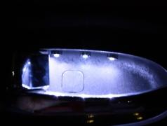 [re] 어리 버리한 여친을 위해!!! 3파이 LED와 홀더를 가지고 작업한 것입니다.