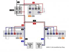 [2열열선] 회로도(3) - 릴레이 추가